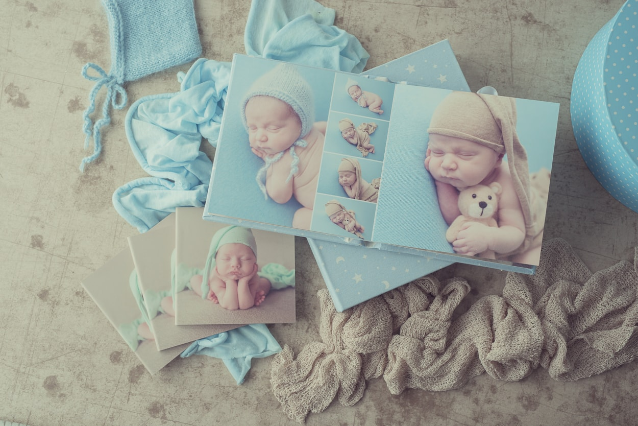 Fotografia de recien nacido newborn en barcelona 02